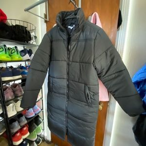 Full Length Puffer Another Influence